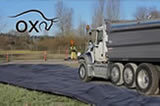 Construction Mats To Prevent Mud Trackout For Heavy Equipment