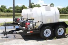water tank on wheels