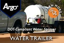 Argo Water Trailers