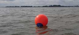 floating marine buoy