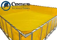 frame water tank