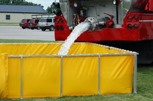 Storage Tank For Swimming Pool Repair