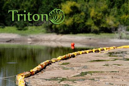 floating silt barrier