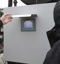 incinerator controls