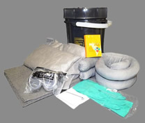 spill kits for storm supplies