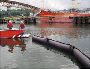 oil booms