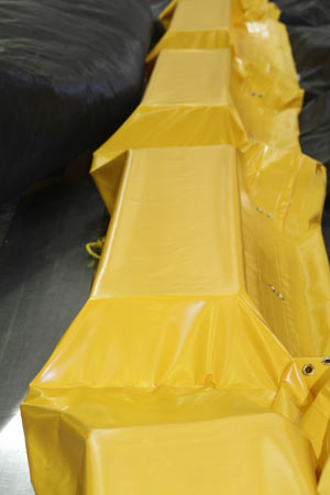 Type 3 Heavy Duty Turbidity Barrier Manufactured
